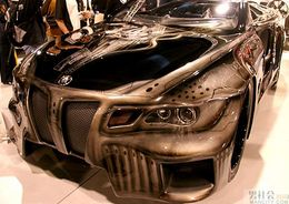 Coche H.R. Giger