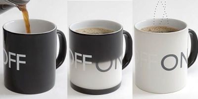 Taza On/Off