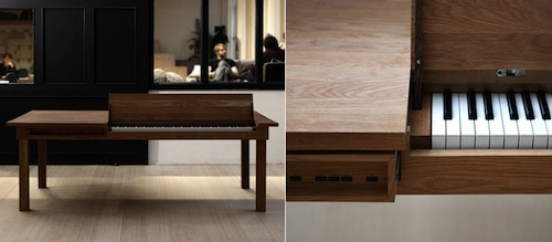 Georg-Bohle-Piano-Table