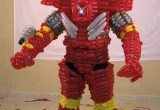 Iron Man con globos 2