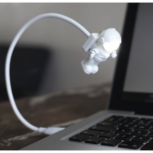 Lámpara Astronauta LED USB