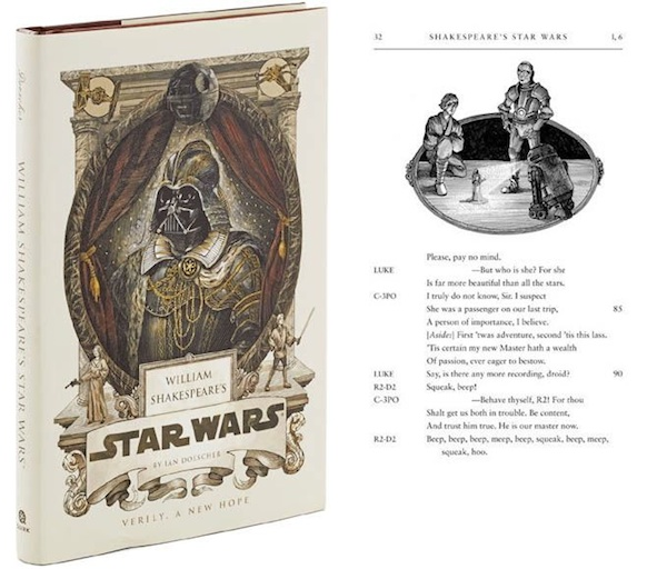 Star Wars William Shakespeare