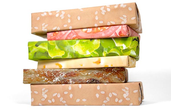 papel-regalo-hamburguesa