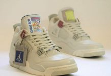 Game Boy Air Jordan: Zapatillas Super Mario Land de edición limitada