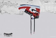 Nike Spiderman